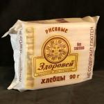 Безглютеновые рисовые хлебцы