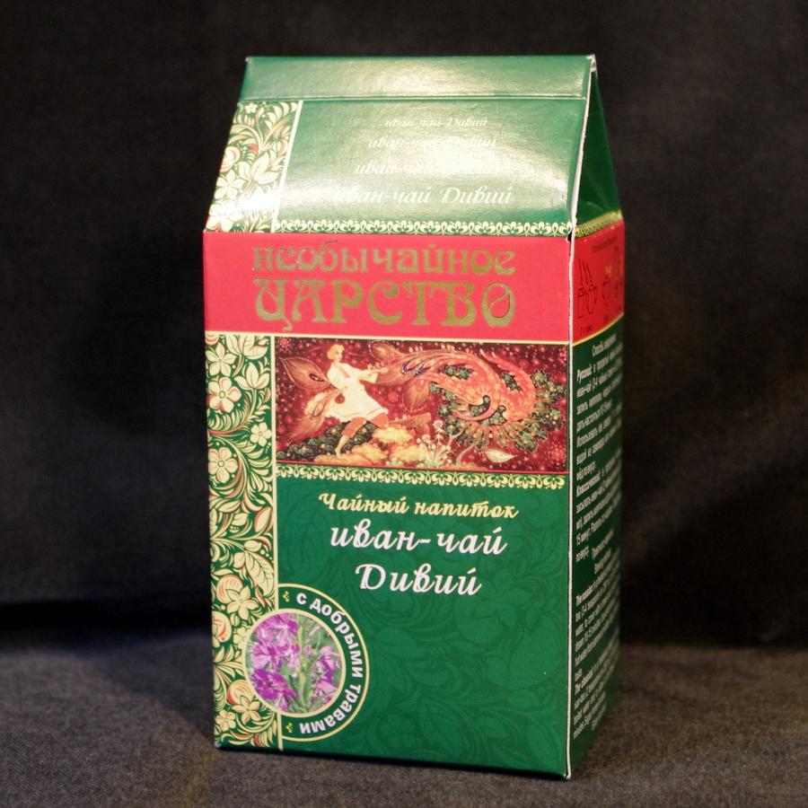 Иван-чай Дивий