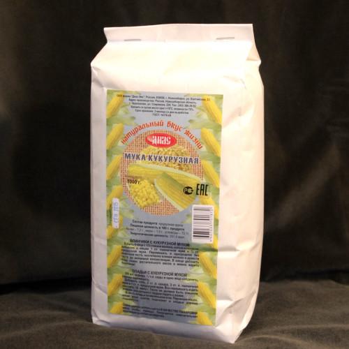 Безглютеновая кукурузная мука
