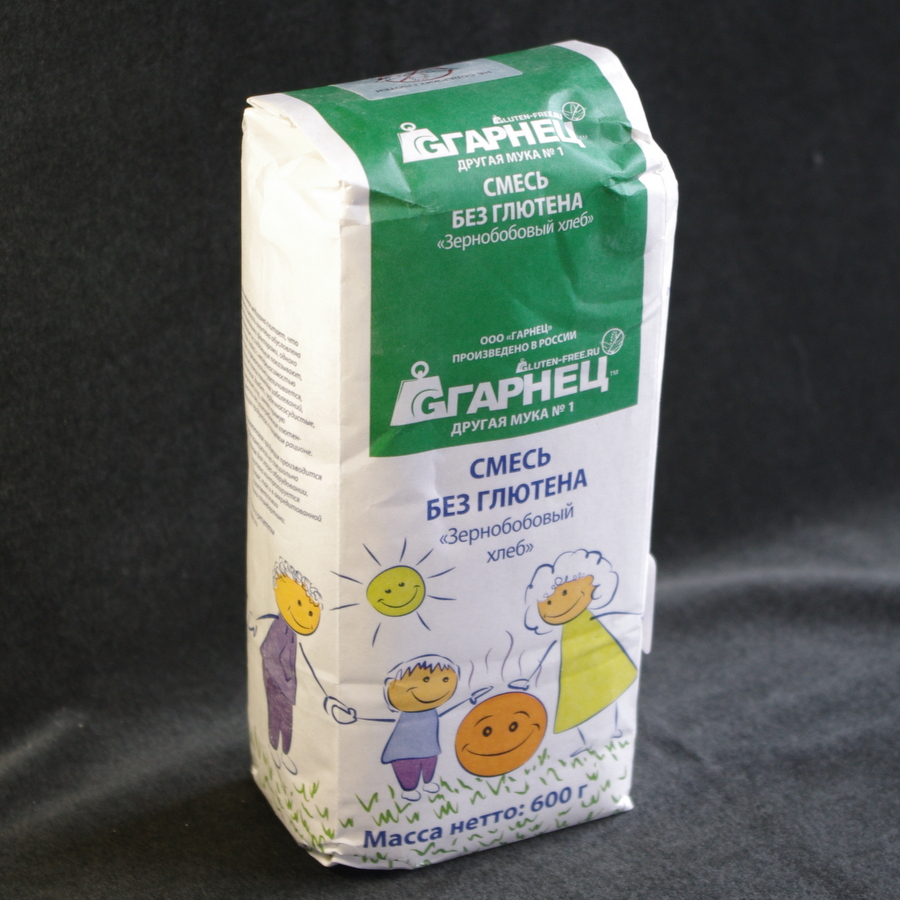 Мучная смесь Зернобобовый хлеб