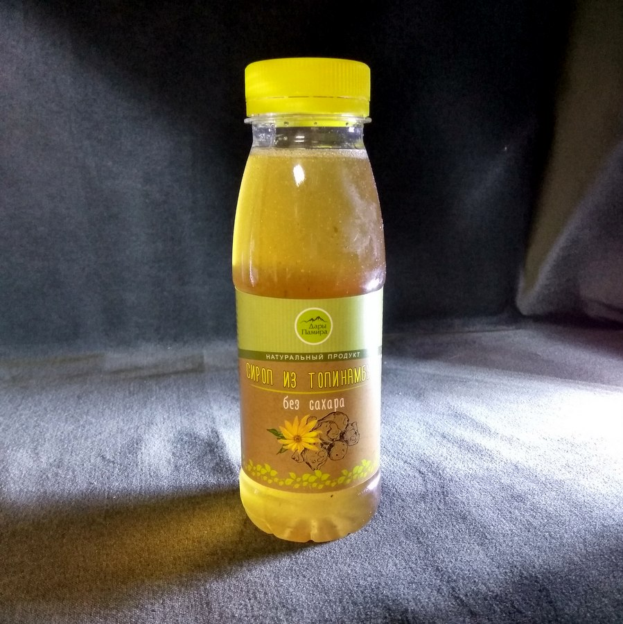 Сироп топинамбура (пластик)