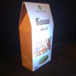 Какао масло органическое