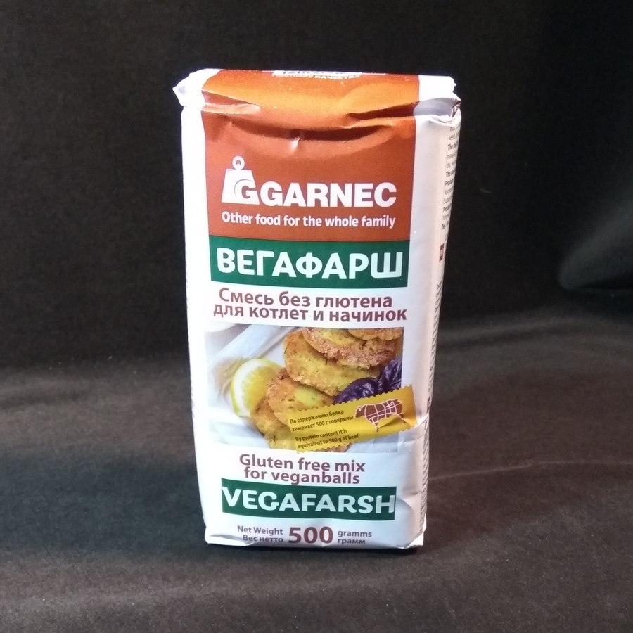 Гарнец Белковая смесь растительная ВегаФарш
