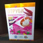 Купить отруби амарантовые без добавок