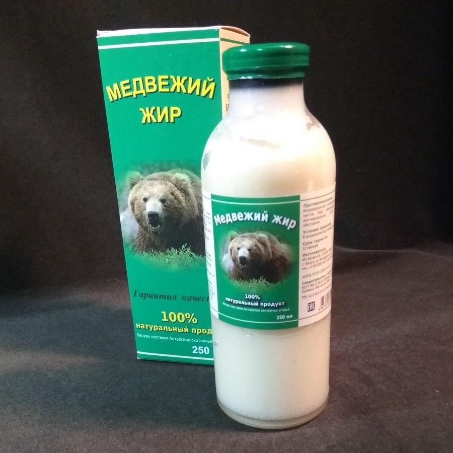 Медвежий жир 250г