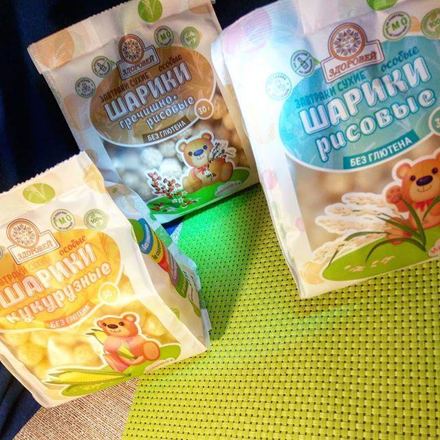 Новая упаковка шариков #здоровей  с мишками , #рисовые #кукурузные #гречневые Продукт на похрустеть #безглютена #безсахара #бгбкмагазин  #бгбк